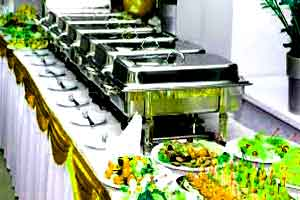 professional caterers for special occasions
