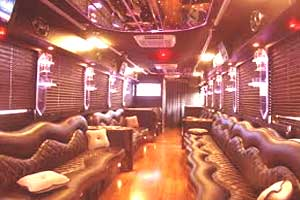 trips with toronto party bus